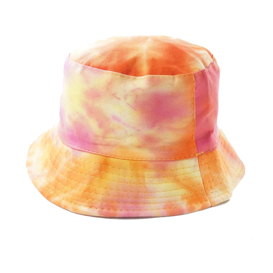バケットハット 帽子 メンズ レディース ハット サファリハット 折りたたみ コットン タイダイ キーズ Keys-132 8