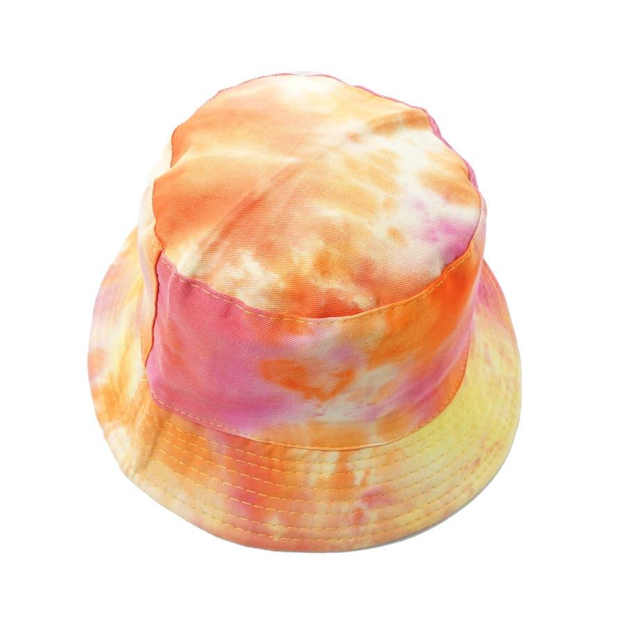 バケットハット 帽子 メンズ レディース ハット サファリハット 折りたたみ コットン タイダイ キーズ Keys-132 9
