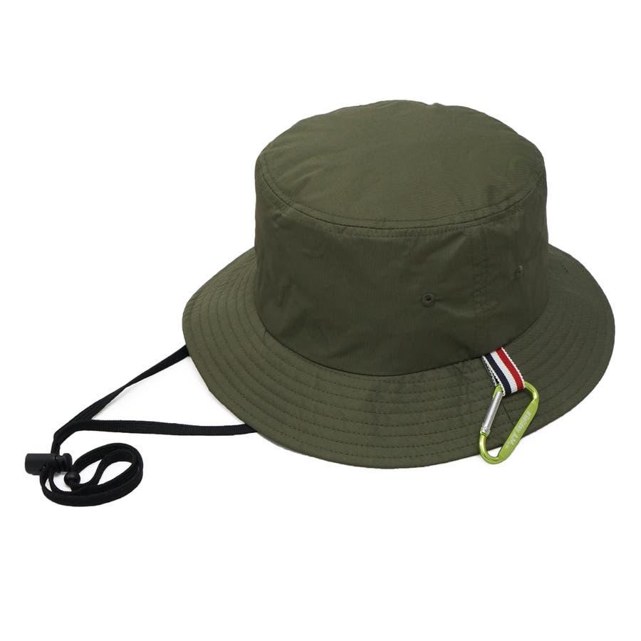 帽子 ハット メンズ レディース HAT バケットハット サファリハット 撥水 キーズ Keys-172 53