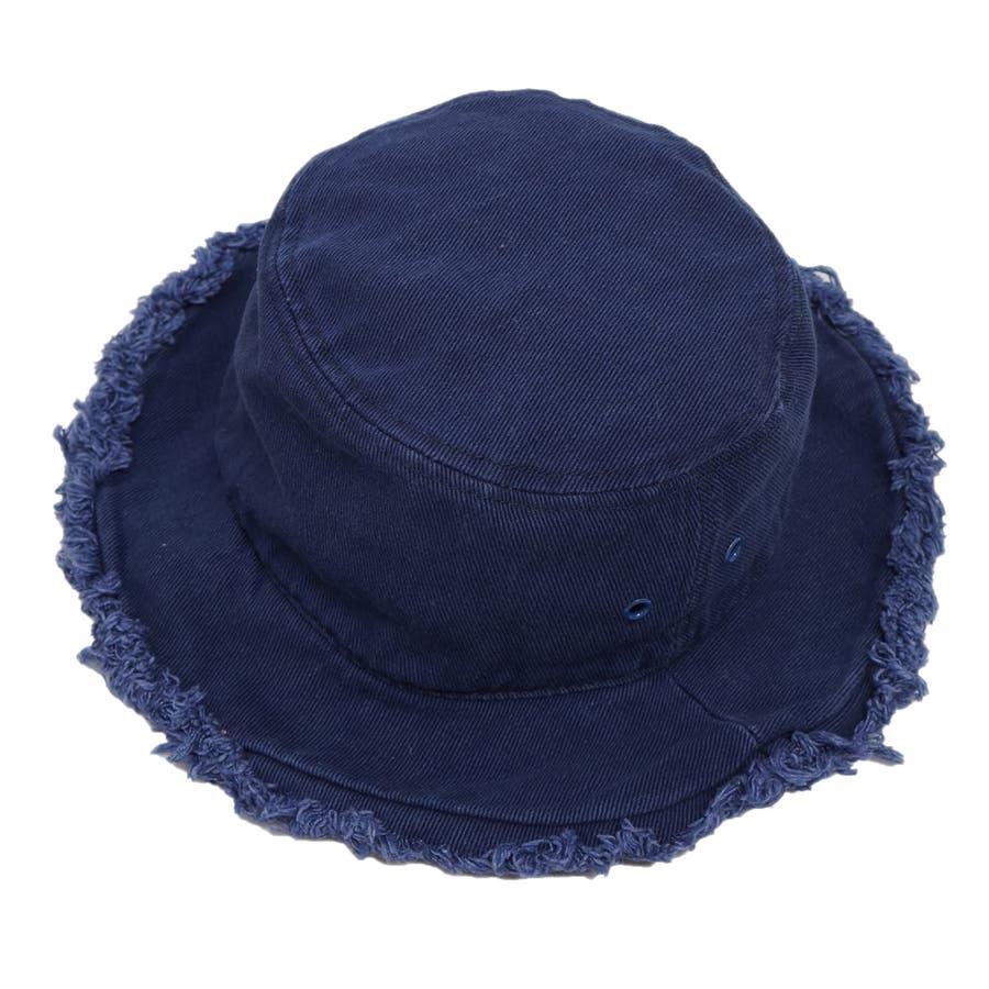 バケットハット 帽子 メンズ レディース ハット サファリハット フリンジ コットン 春 夏 秋 キーズ Keys-175 6