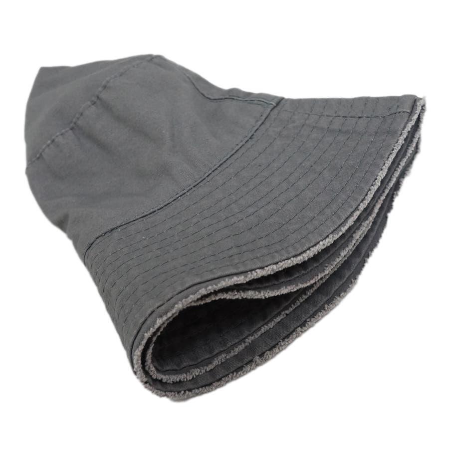 バケットハット 帽子 メンズ レディース ハット サファリハット コットン ウォッシュドツイル 春 夏 秋 キーズ Keys-179 3