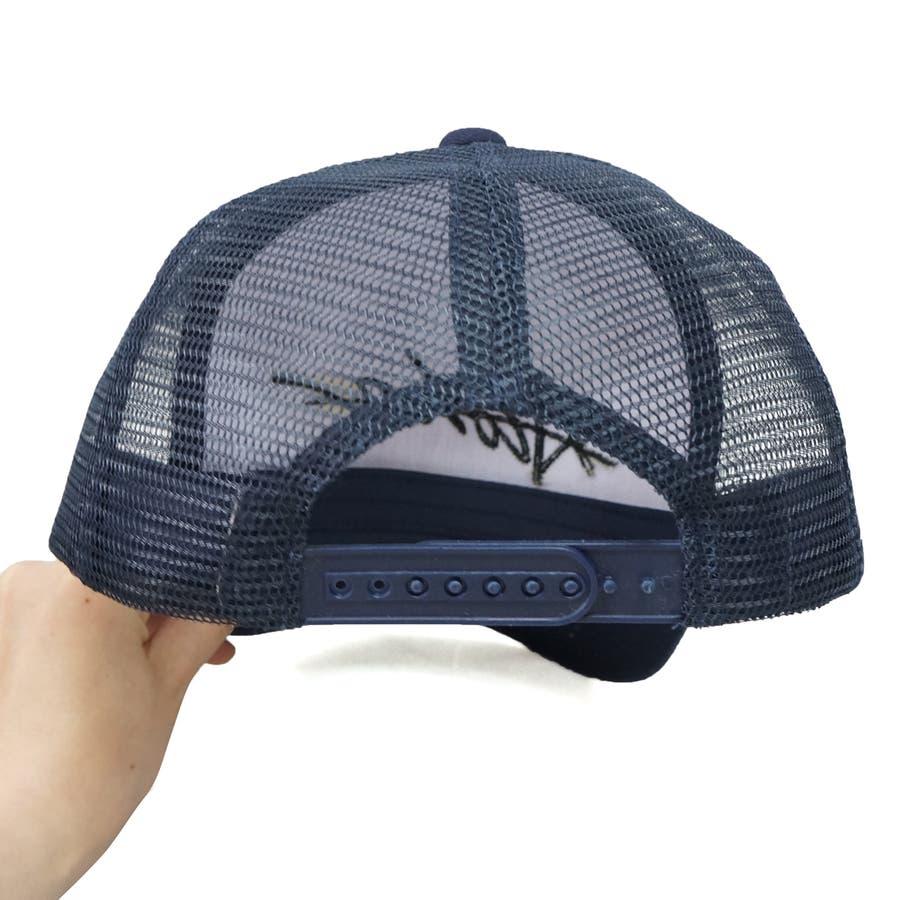 帽子 メッシュキャプ メッシュ キャップ メンズ レディース ベースボールキャップ コットンツイル ALOHA キーズKeys-183 4