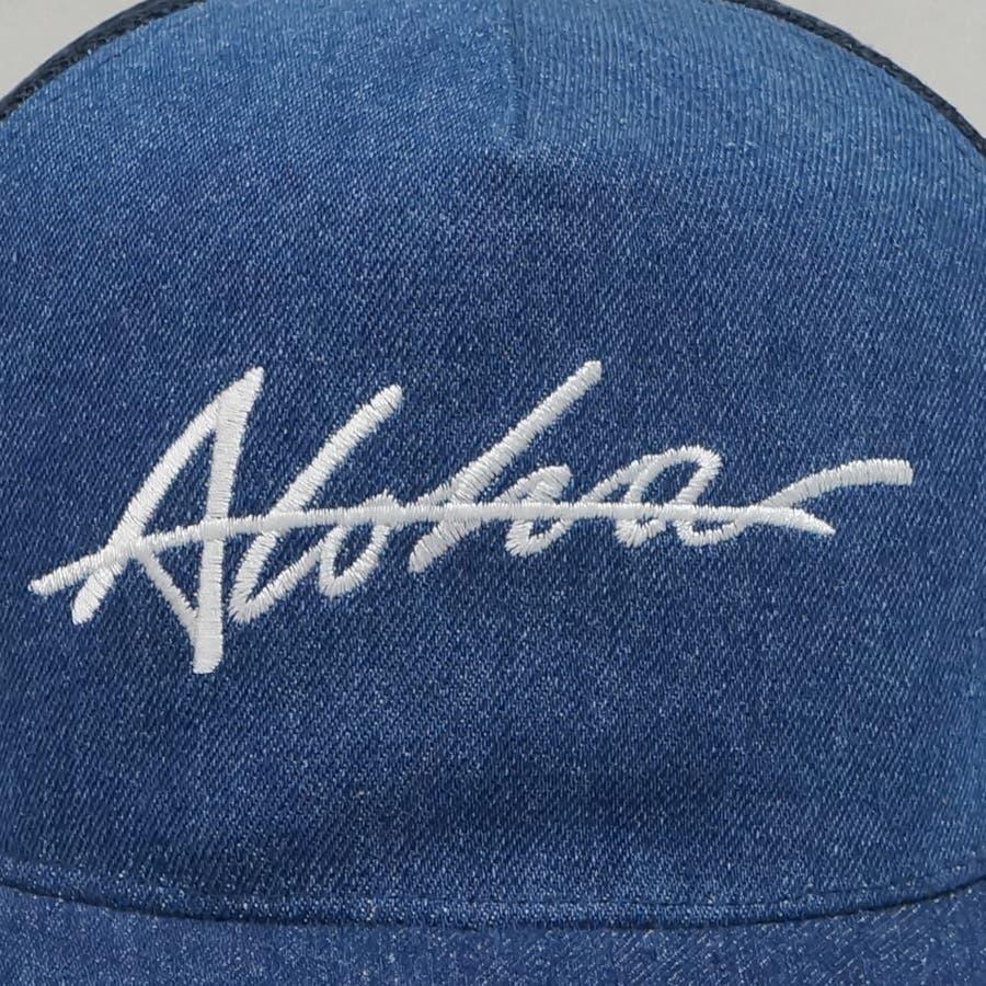 帽子 メッシュキャプ メッシュ キャップ メンズ レディース ベースボールキャップ コットンツイル ALOHA キーズKeys-183 8