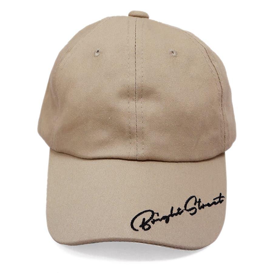帽子 キャップ メンズ レディース ベースボールキャップ コットン ロゴ 春 夏 秋 冬 キーズ Keys-186 8