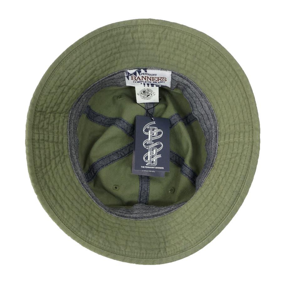 帽子 メンズ レディース ハット メトロハット バケットハット サファリハット PENNANTBANNERS-033 9