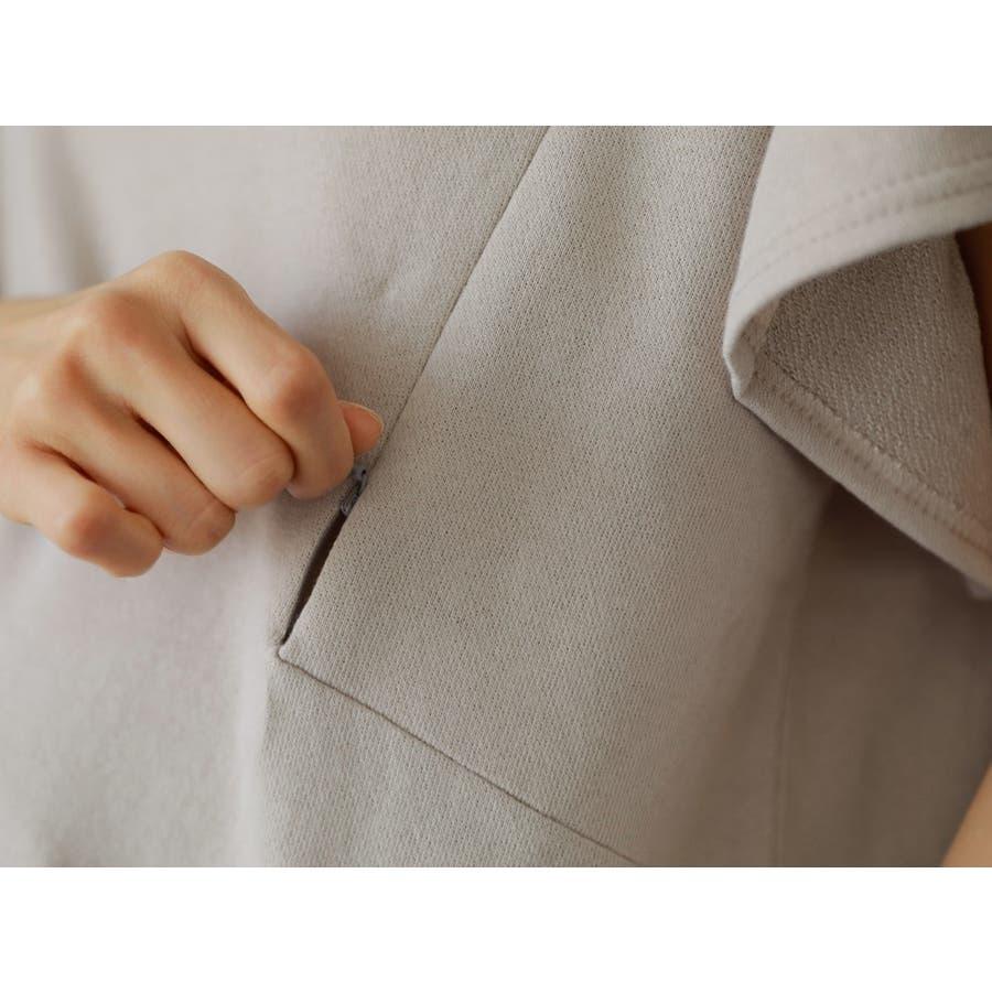 【授乳服 兼 マタニティウェア】授乳 ルームウェア 半袖 半ズボン ショートパンツ セットアップ マタニティ授乳兼マタニティルームウェア/SPN82001 マタニティー ママ 妊婦 韓国 韓国ファッション 大きいサイズ 6