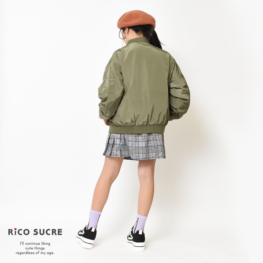 裏メッシュMA-1 ジャケット ブルゾン アウター ゆったり 子供服 女の子 小学生 中学生 ファッション キッズ ジュニア韓国子供服大人っぽい ダンス 130cm 140cm 150cm 160cm 165cm 6