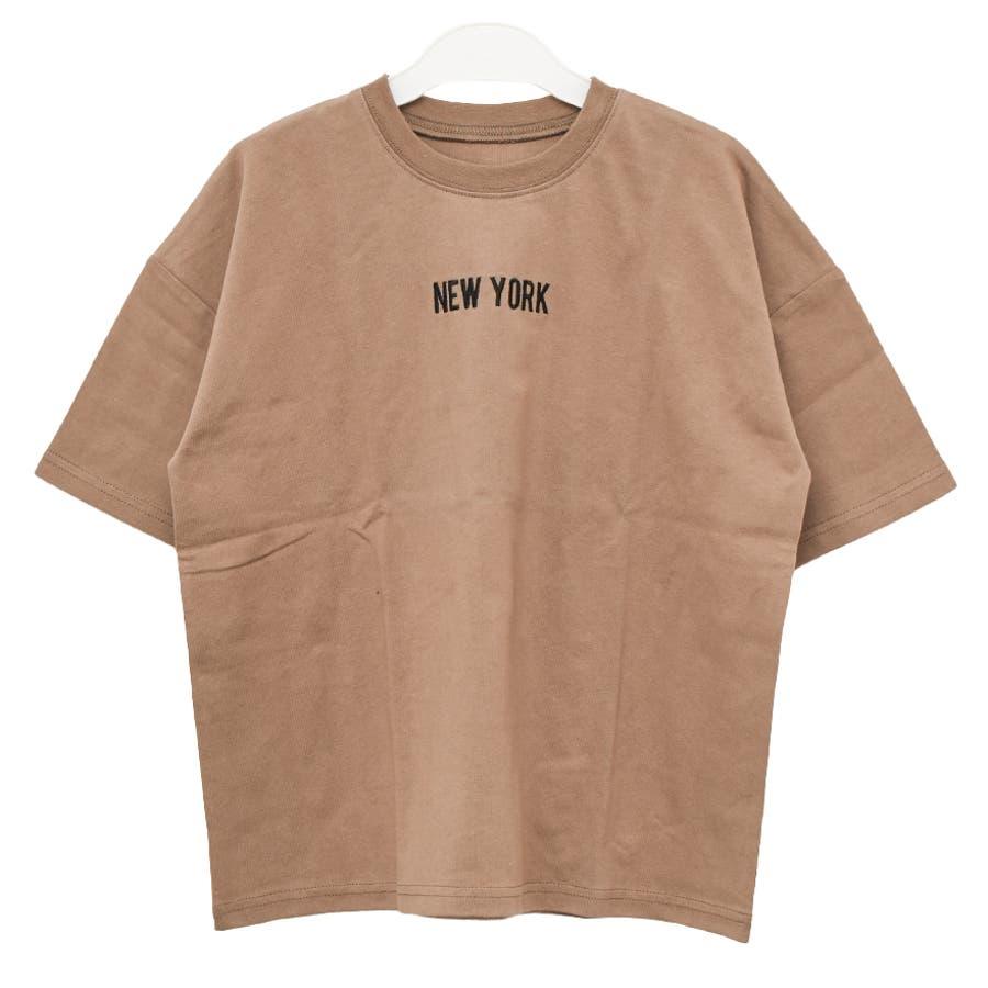 バックプリントスーパービッグTシャツ トップス カットソー ゆったり 夏 涼しい 子供服 男の子 小学生 中学生 ファッション キッズジュニア 韓国 大人っぽい ダンス 120cm 130cm 140cm 150cm 160cm 29