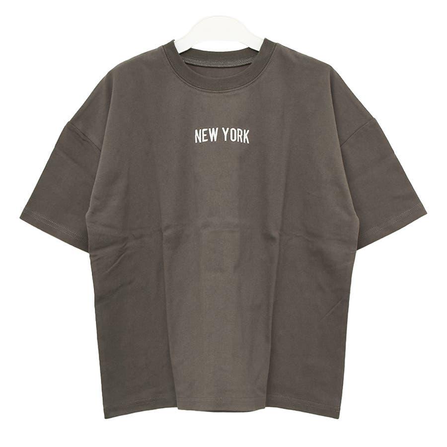 バックプリントスーパービッグTシャツ トップス カットソー ゆったり 夏 涼しい 子供服 男の子 小学生 中学生 ファッション キッズジュニア 韓国 大人っぽい ダンス 120cm 130cm 140cm 150cm 160cm 26