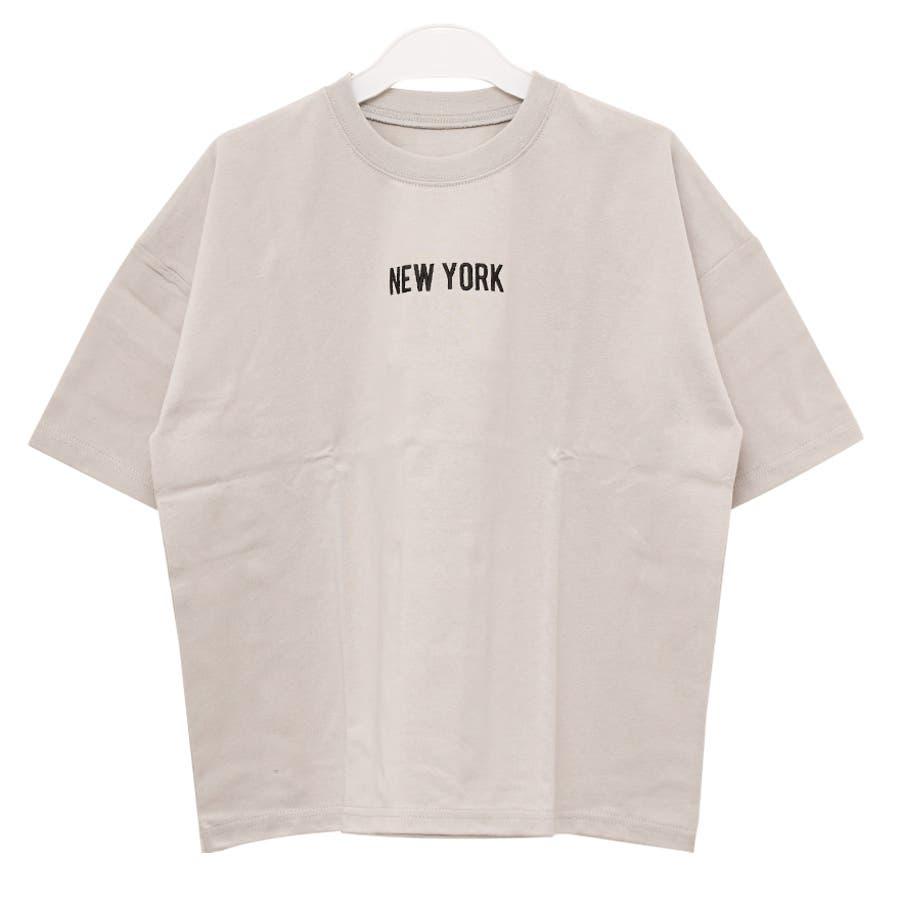 バックプリントスーパービッグTシャツ トップス カットソー ゆったり 夏 涼しい 子供服 男の子 小学生 中学生 ファッション キッズジュニア 韓国 大人っぽい ダンス 120cm 130cm 140cm 150cm 160cm 24