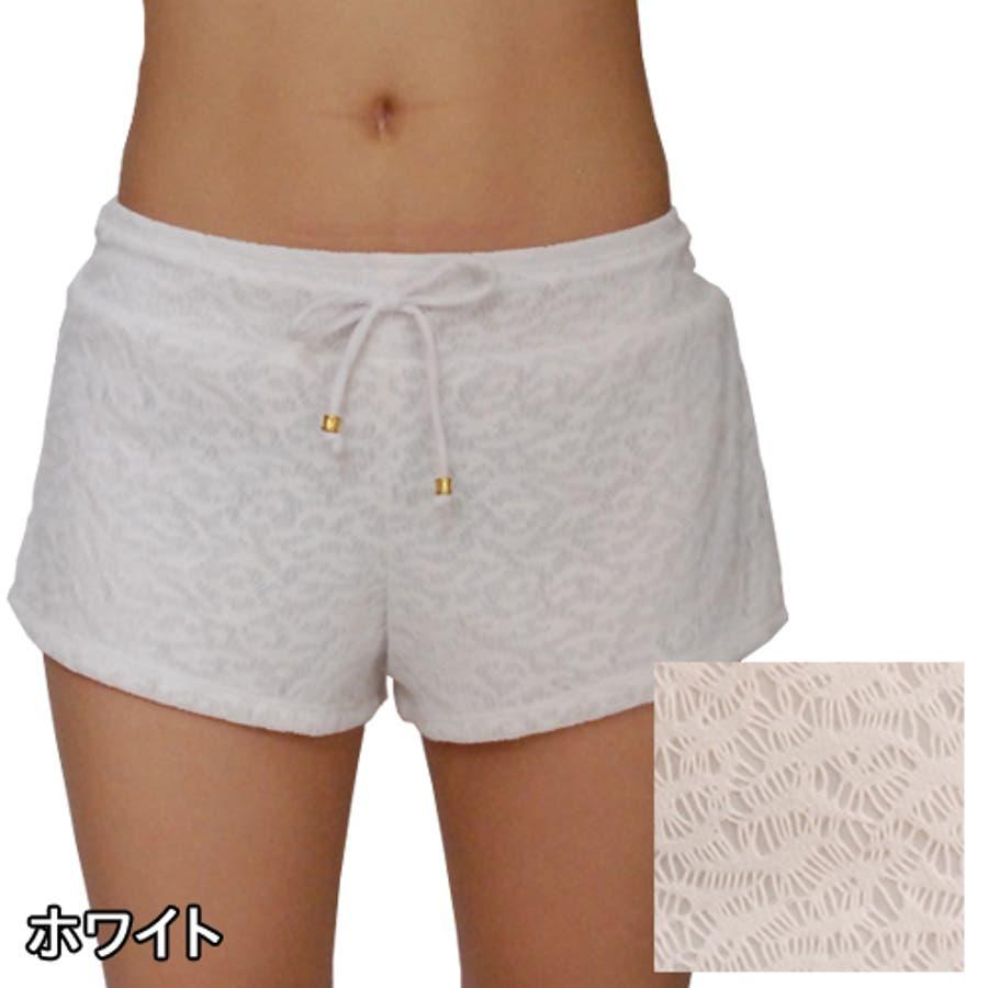 スイムウェアショートパンツ カラフルショートパンツ 水着の生地ショートパンツ レディースショートパンツ 女性用ショートパンツ 16