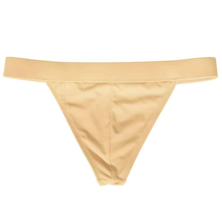 Amazon | 男性用ベージュパンツ(水着)撮影用 肌色 …
