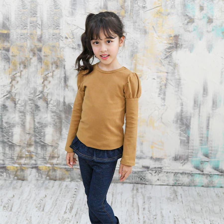 韓国子供服Bee デニムレギパン 女の子 6