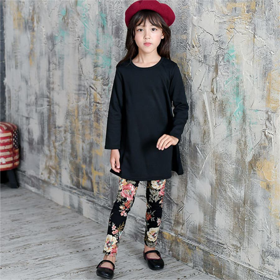 韓国子供服Bee レギンス 女の子 7