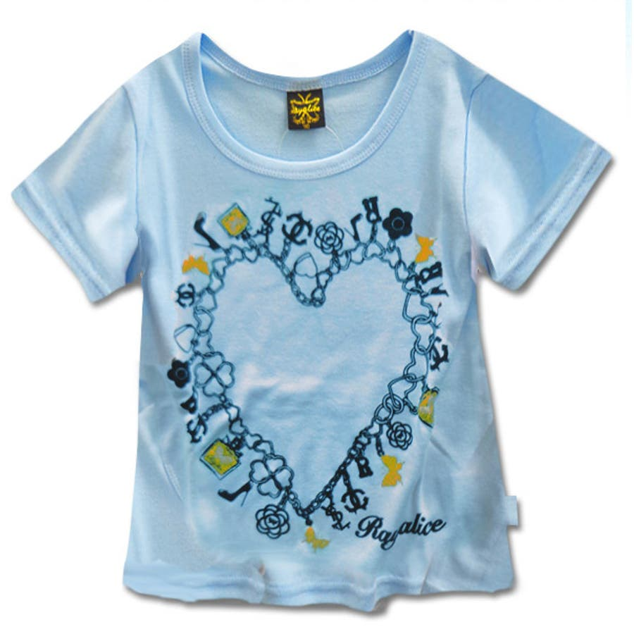韓国子供服 女の子 半袖 5