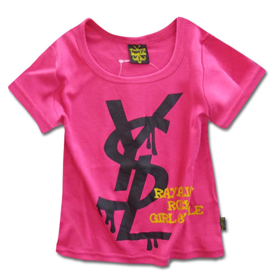 韓国子供服 女の子 半袖 4