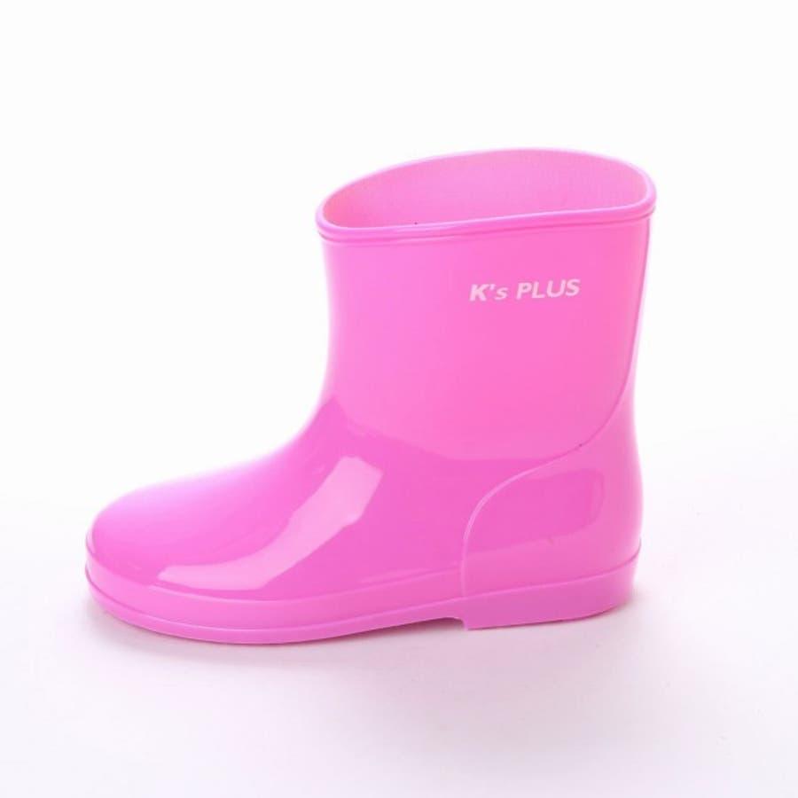 子供 幼児用 レインブーツ かわいらしいサイズ レインシューズ 子供用 ベビー キッズ 子供靴 長靴 雨靴 ( 15~18 cm) 5