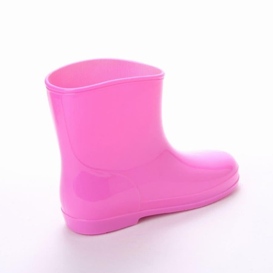 子供 幼児用 レインブーツ かわいらしいサイズ レインシューズ 子供用 ベビー キッズ 子供靴 長靴 雨靴 ( 15~18 cm) 6