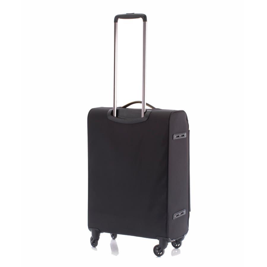 HeM(ヘム) 超軽量スーツケース リーベ Mサイズ 4
