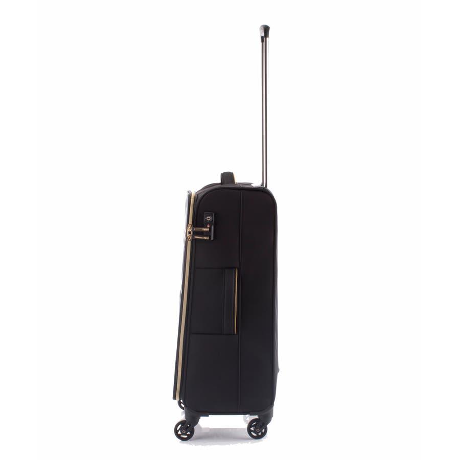 HeM(ヘム) 超軽量スーツケース リーベ Mサイズ 5