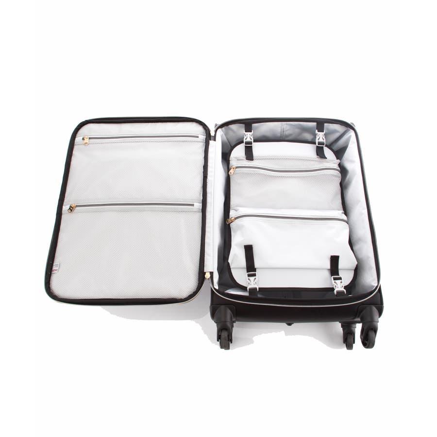 HeM(ヘム) 超軽量スーツケース リーベ Mサイズ 6