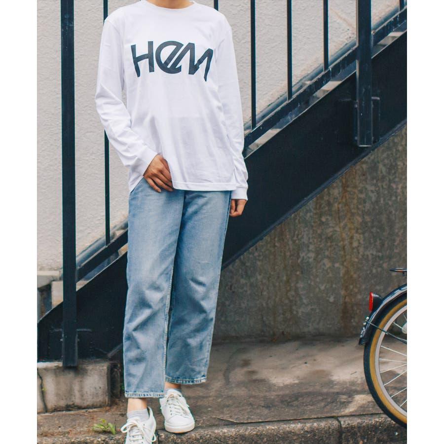 【HeM】HM-HM1904 ロンT 2