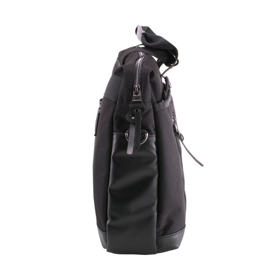 [マンハッタンエクスプレス]ビジネスバッグ シングル PVC付属 B4対応サイズ 3