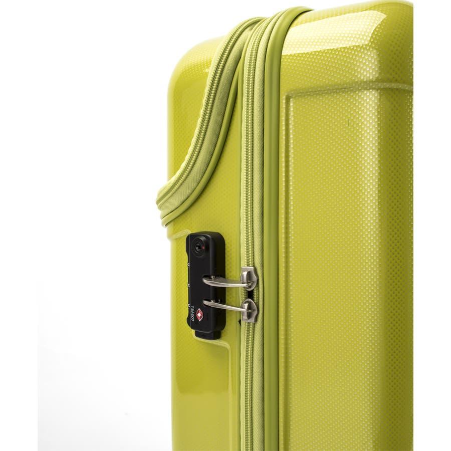 【ACTUS】TOPS Sサイズ トップオープン ファスナースーツケース 9