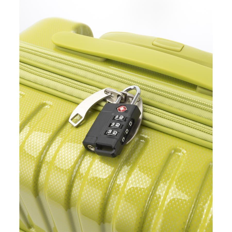 【ACTUS】TOPS Sサイズ トップオープン ファスナースーツケース 10