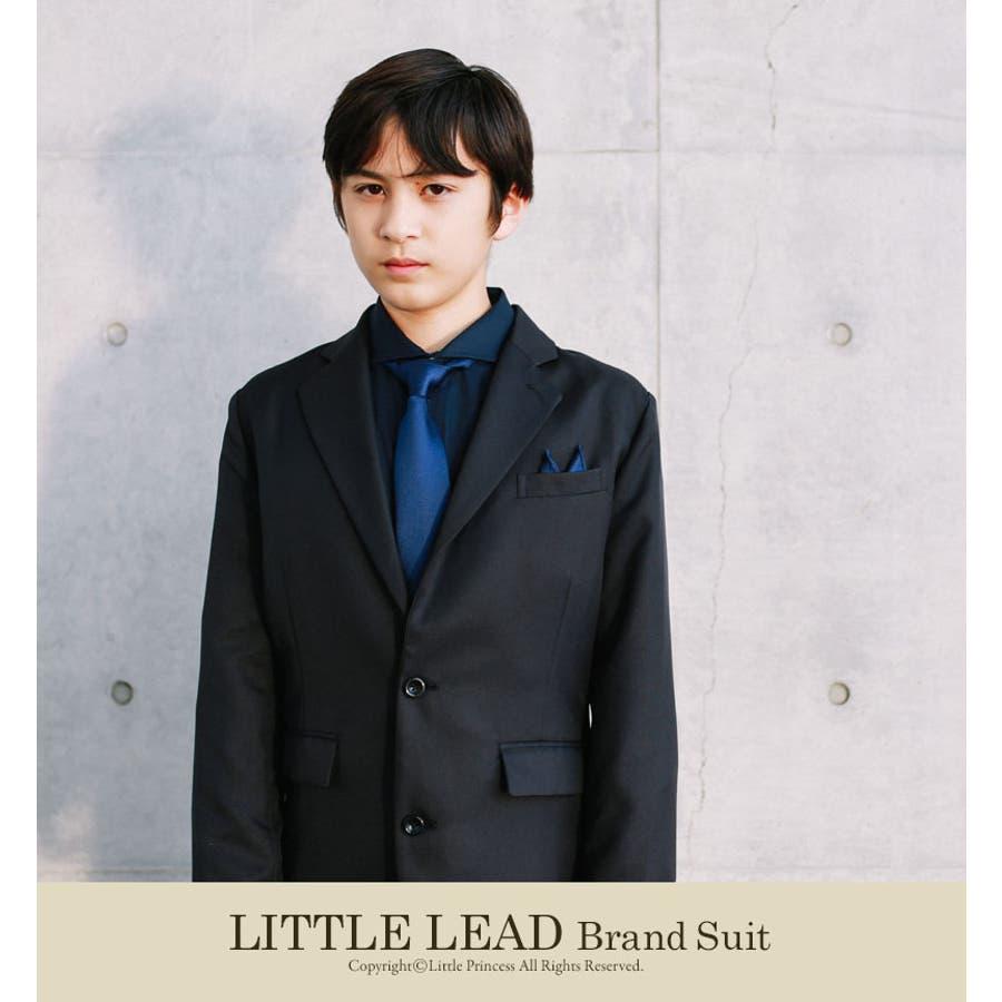 b8e61525a7fcf 卒業式 スーツ 小学生 男の子 LITTLE LEAD 31601・31602 男児スーツ7点 ...