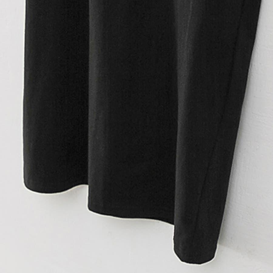 Tシャツ トップス ロゴT カットソー バックプリント レディース 半袖 ゆったり 大きいサイズ 2020 春夏新作 体型カバー 9