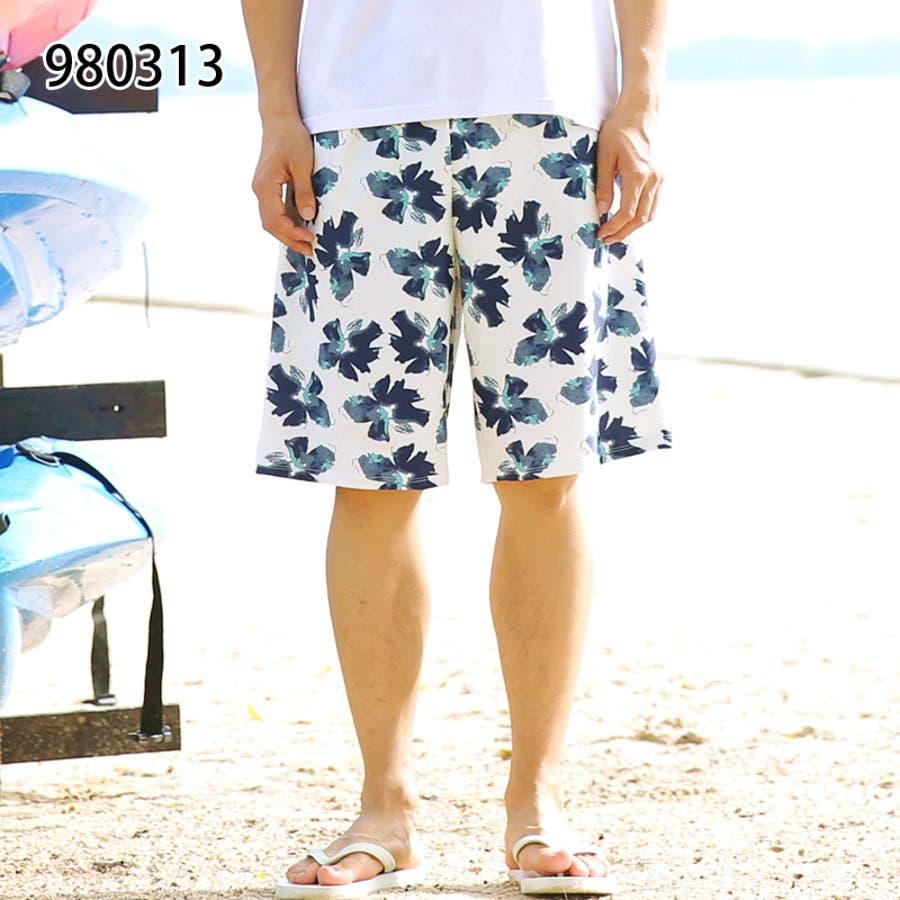 メンズファッション通販サーフパンツ メンズ 水着 ビーチ 海パン ハーフパンツ ボーダー カジュアル 薄手 海水パンツ オシャレメンズファッション 16
