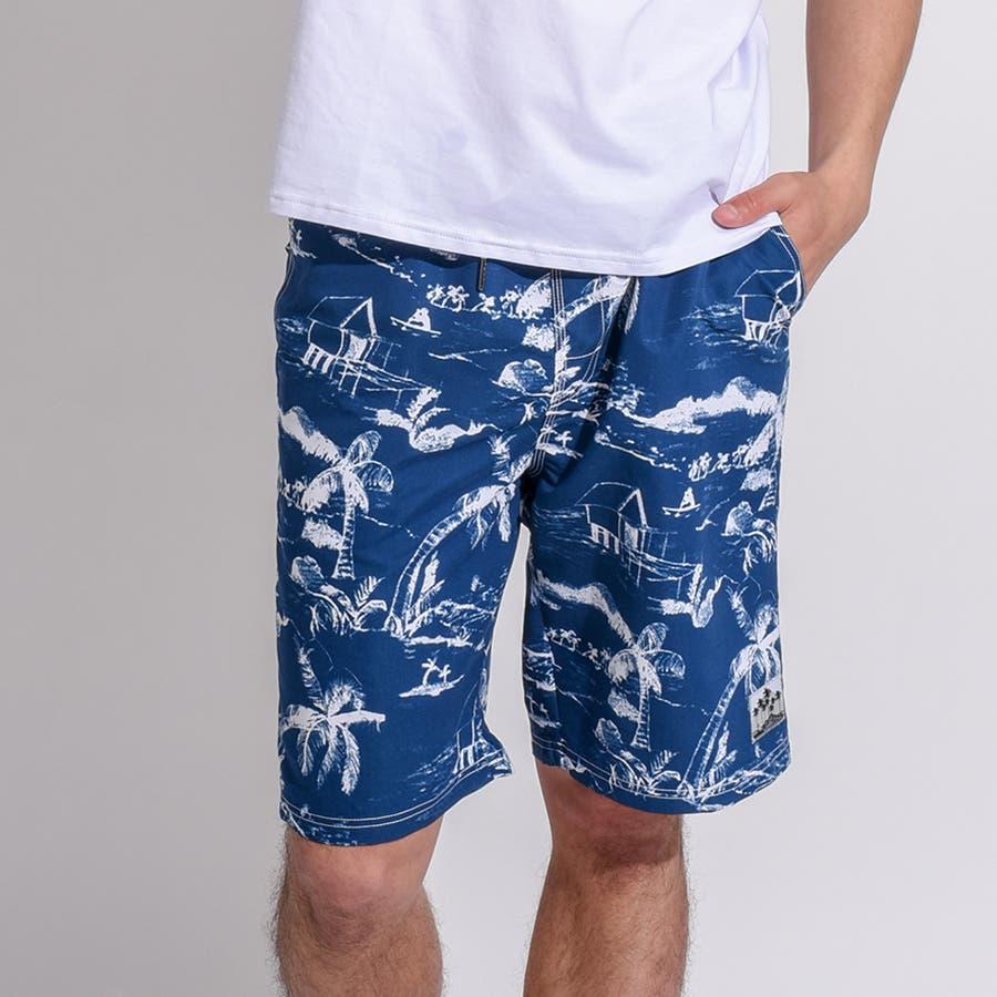 GAILANG(ガイラング) サーフパンツ メンズ 海パン 海水パンツ サーフパンツ サーフショーツ 水着男性用海水浴大きいサイズ旅行 ビーチショーツ スイムショーツ ショートパンツ ハーフパンツ 短パン パンツ post 59