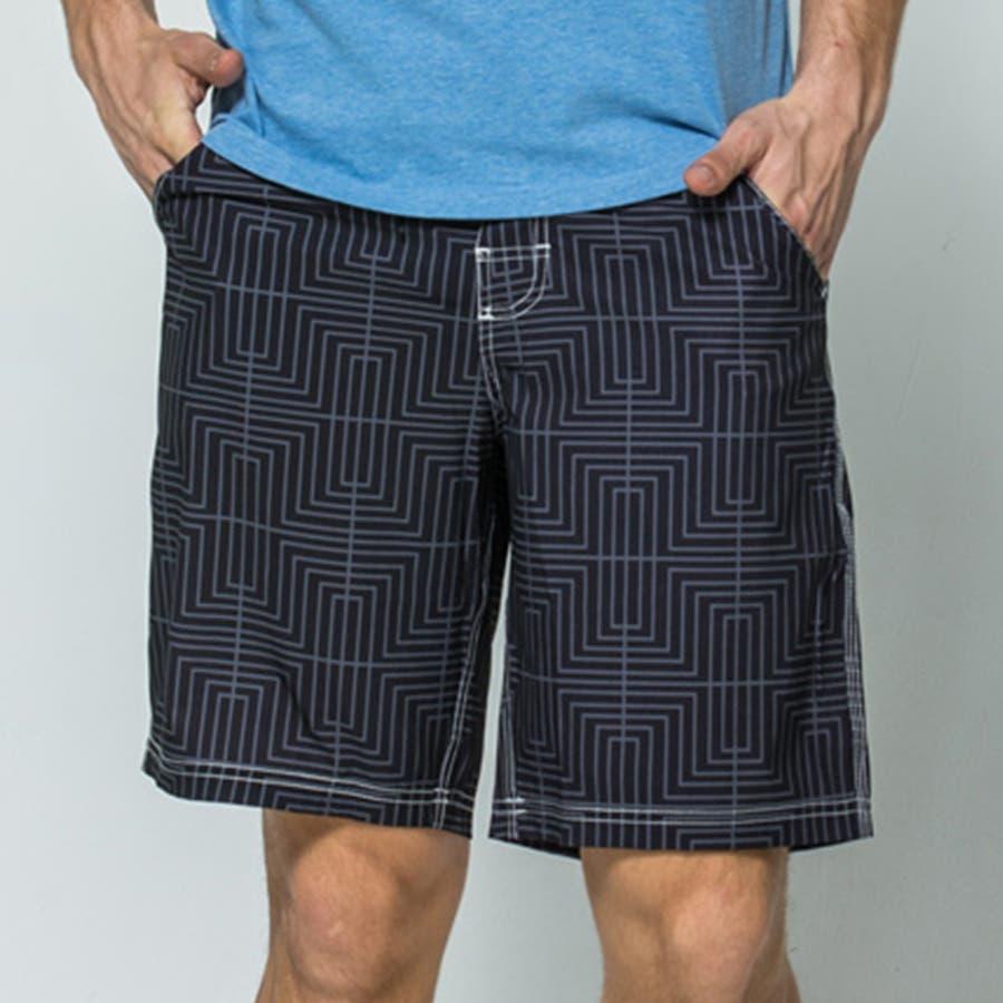 LEISURE SPORT(レジャースポーツ) サーフパンツ メンズ 海パン 海水パンツ サーフショーツ 水着 男性用 海水浴大きいサイズ 旅行 ビーチショーツ スイムショーツ ショートパンツ ハーフパンツ 短パン パンツ ls17011 22