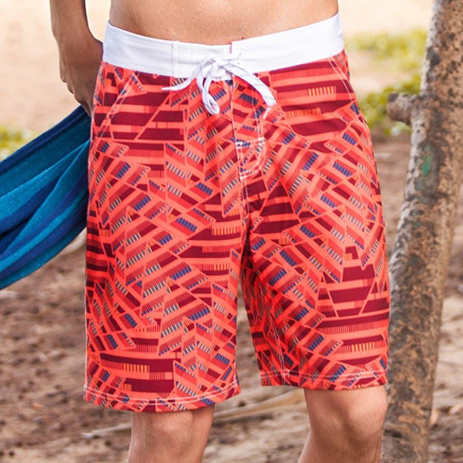 LEISURE SPORT(レジャースポーツ) サーフパンツ メンズ 海パン 海水パンツ サーフショーツ 水着 男性用 海水浴大きいサイズ 旅行 ビーチショーツ スイムショーツ ショートパンツ ハーフパンツ 短パン パンツ ls17011 98