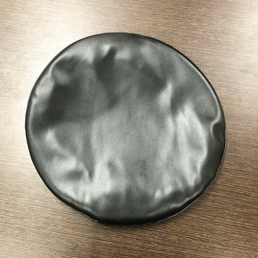 合皮ベレー帽 レディース 帽子 6