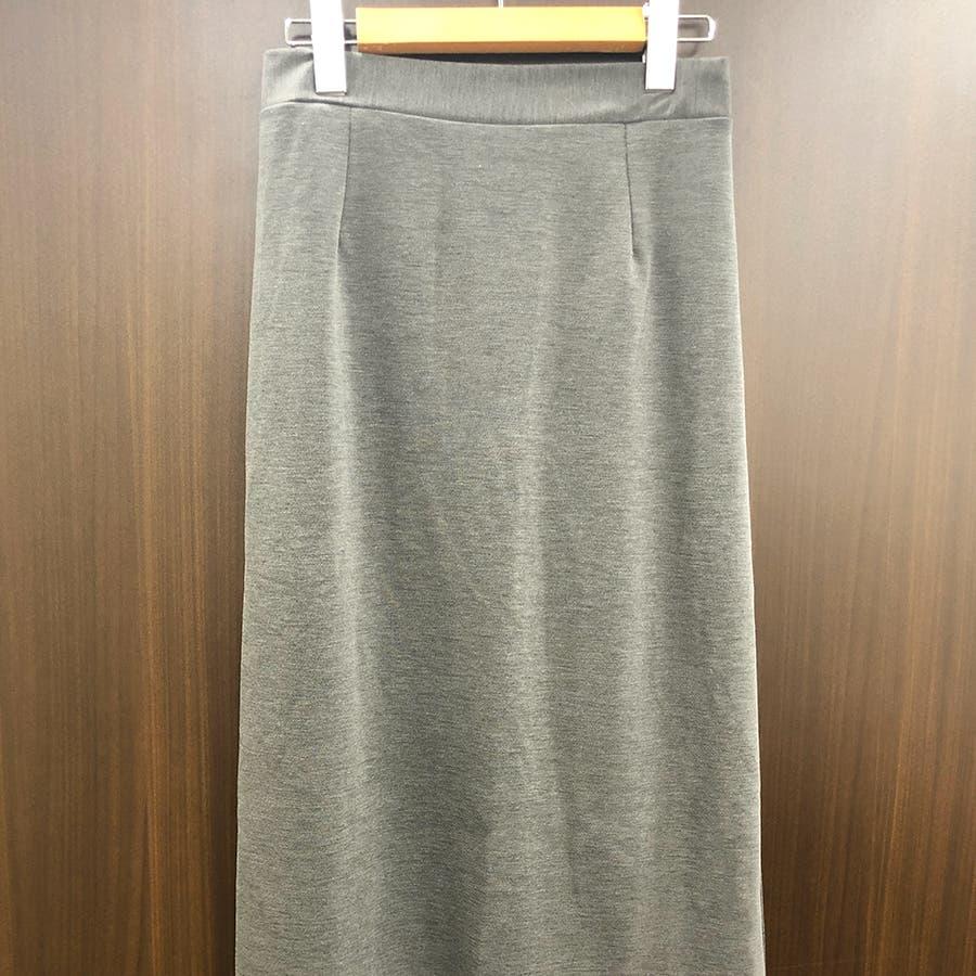 シンプルロングスカート 23