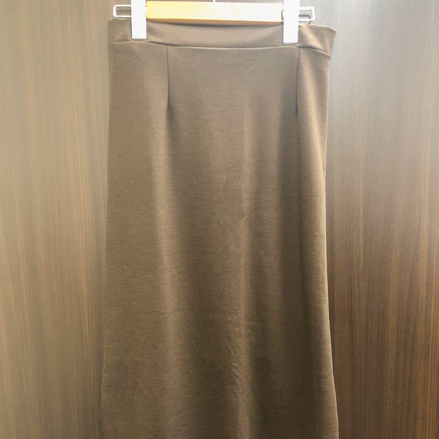 シンプルロングスカート 29