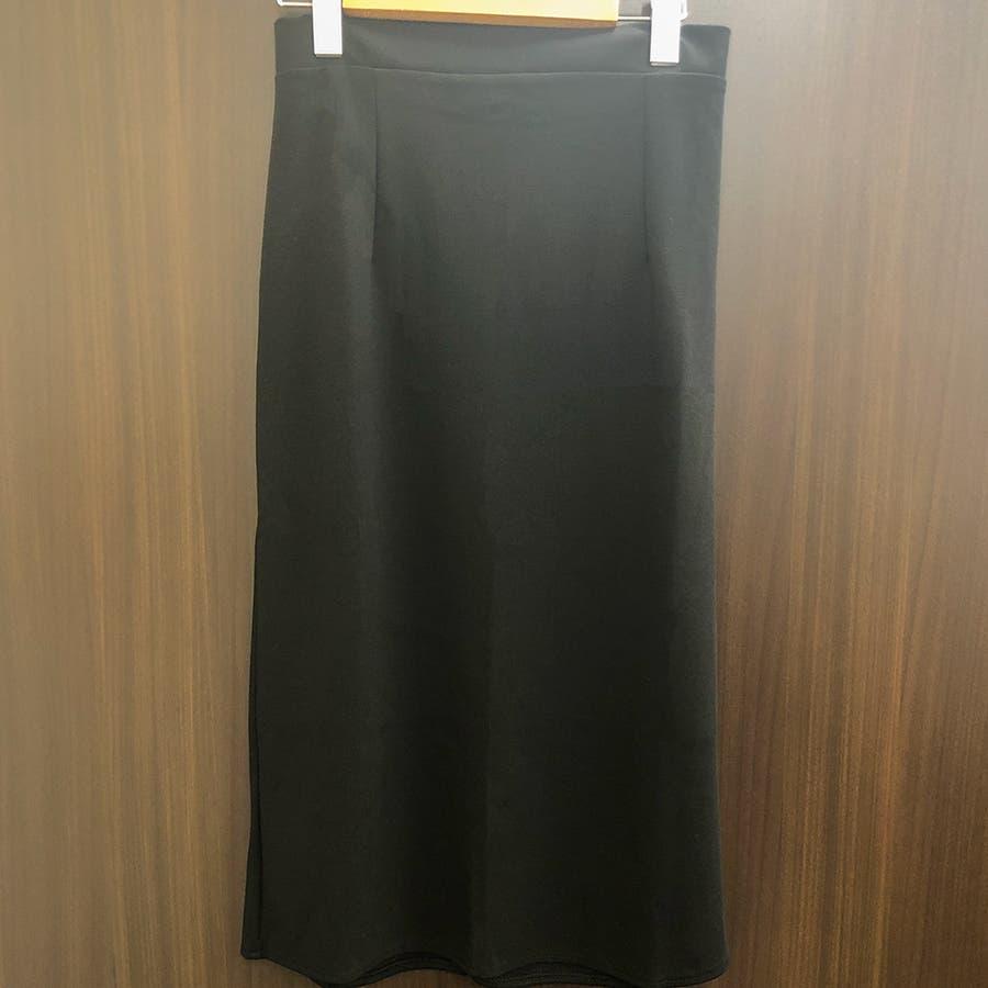 シンプルロングスカート 21