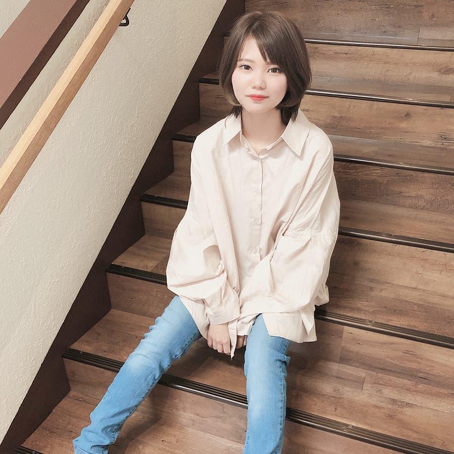 オーバーサイズシャツ 2