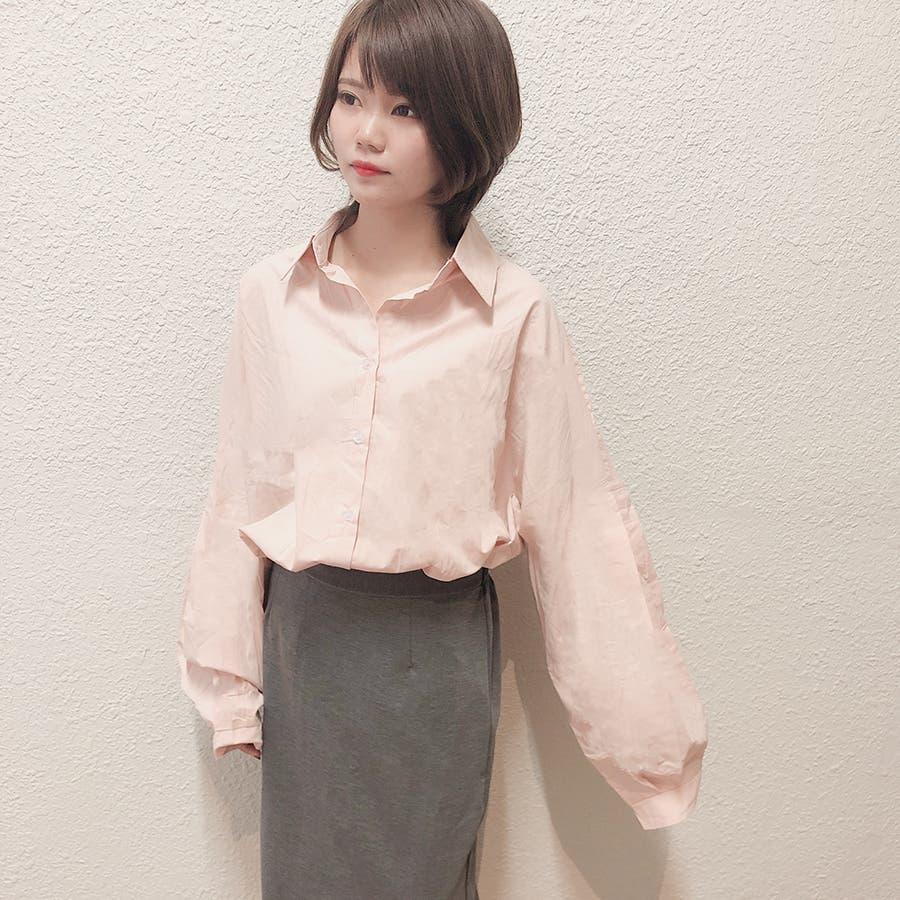 オーバーサイズシャツ 3