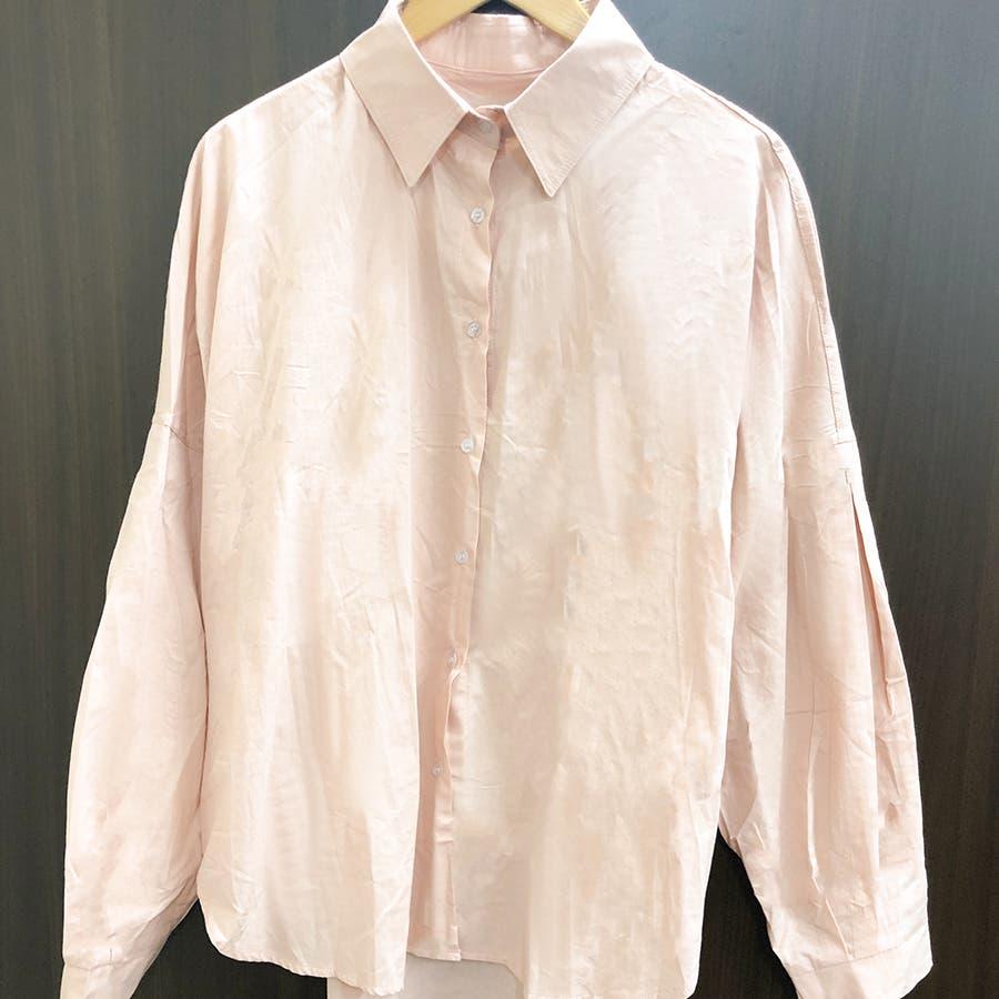 オーバーサイズシャツ 87