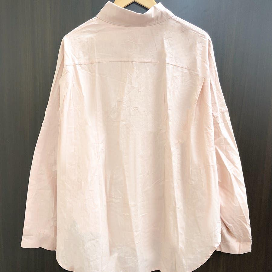 オーバーサイズシャツ 5