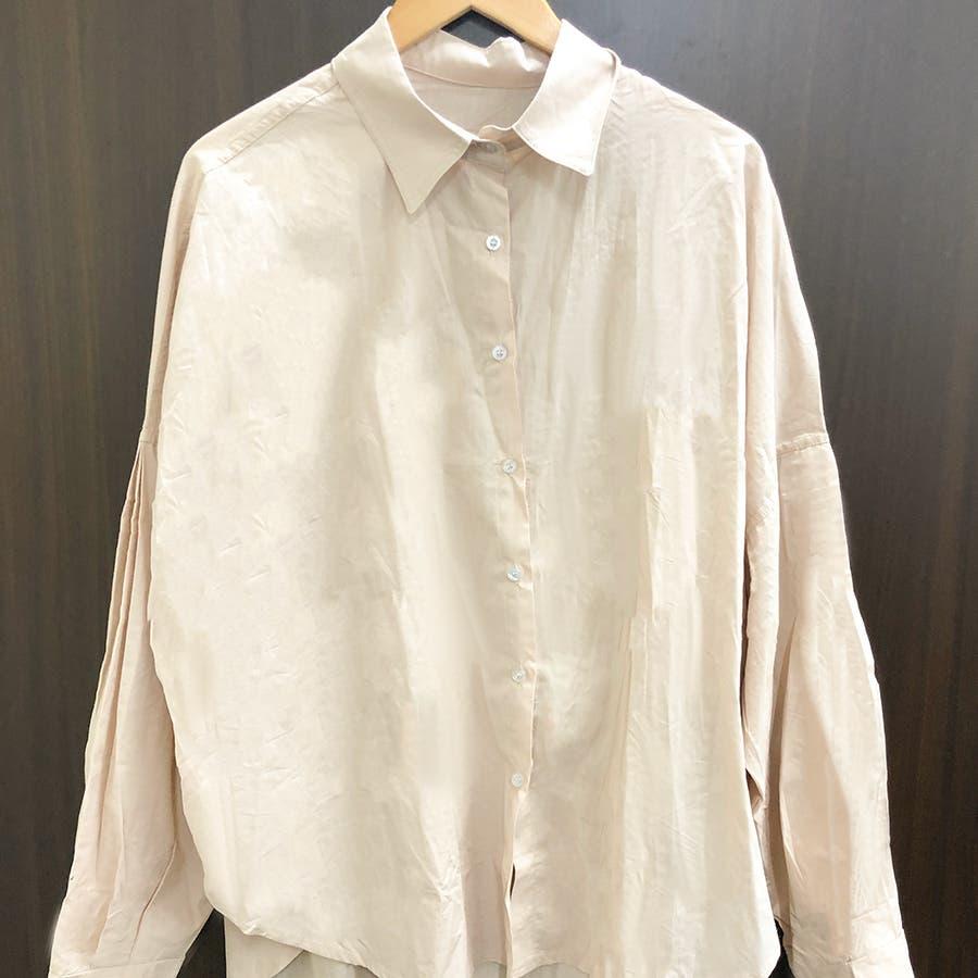 オーバーサイズシャツ 41