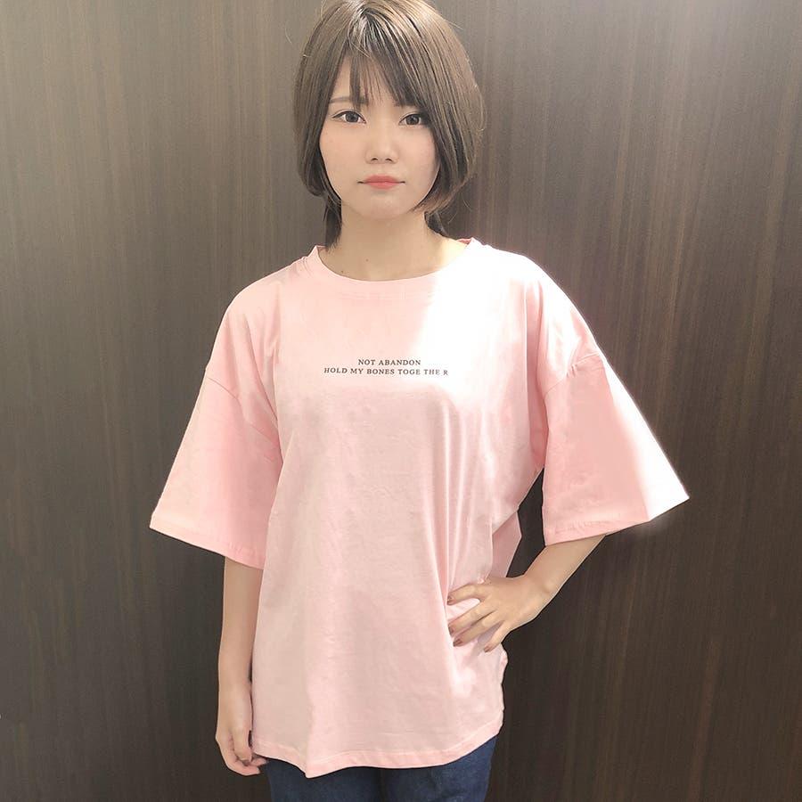 ベーシックロゴTシャツ 3