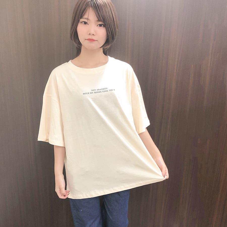 ベーシックロゴTシャツ 5