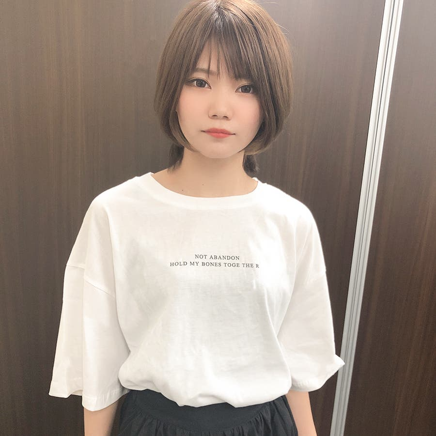 ベーシックロゴTシャツ 10
