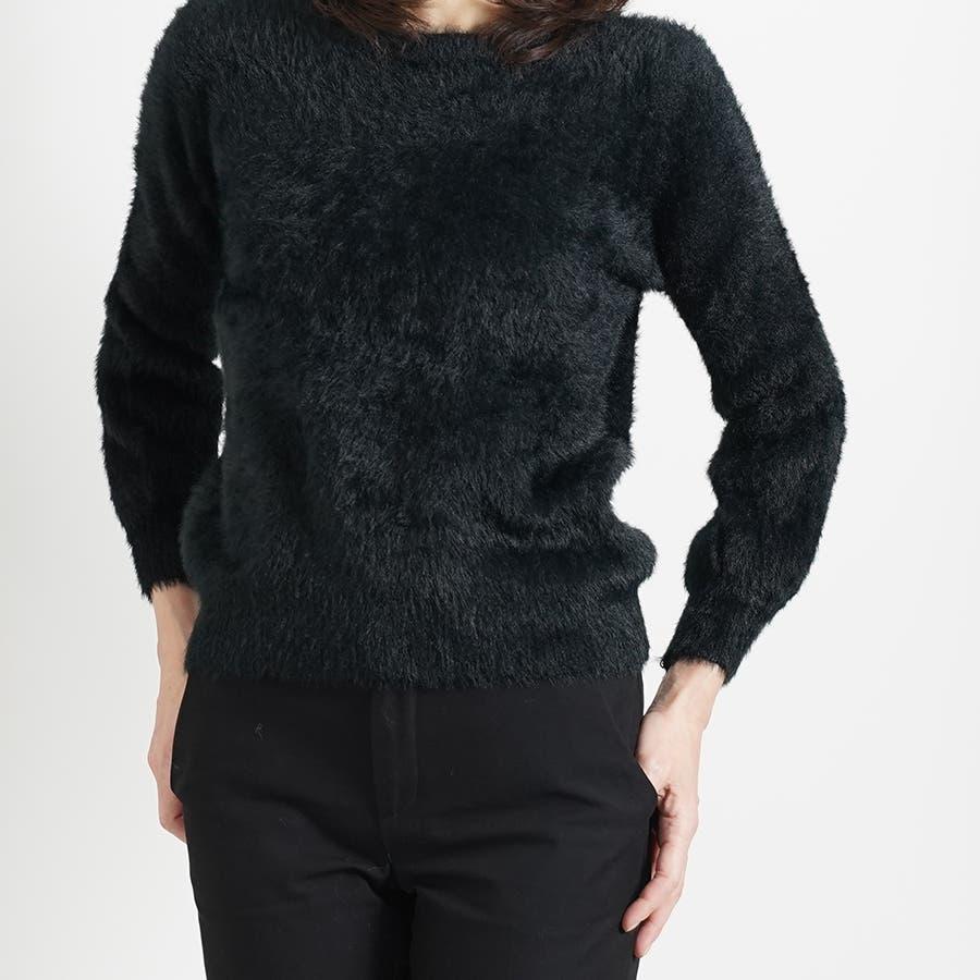 さらふわカラーセーター 21