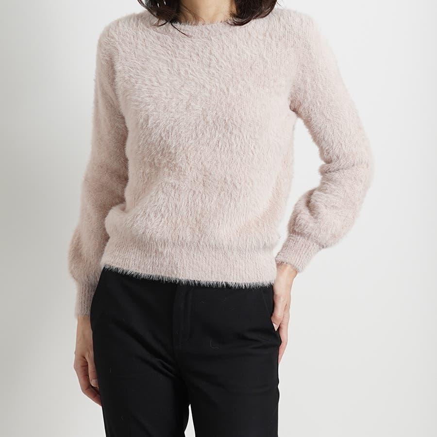 さらふわカラーセーター 41