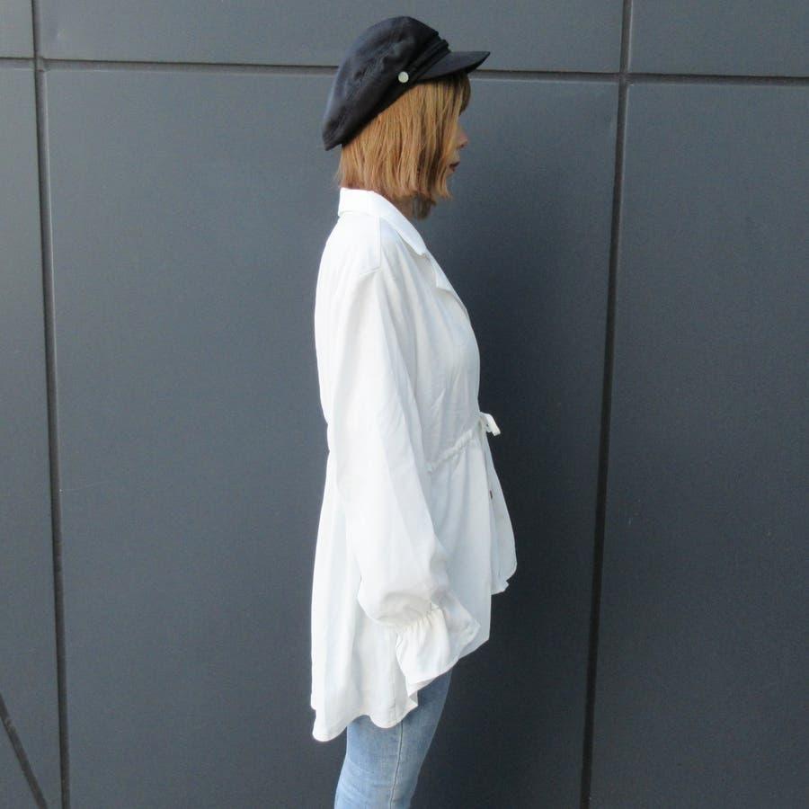 開襟シャツ 6